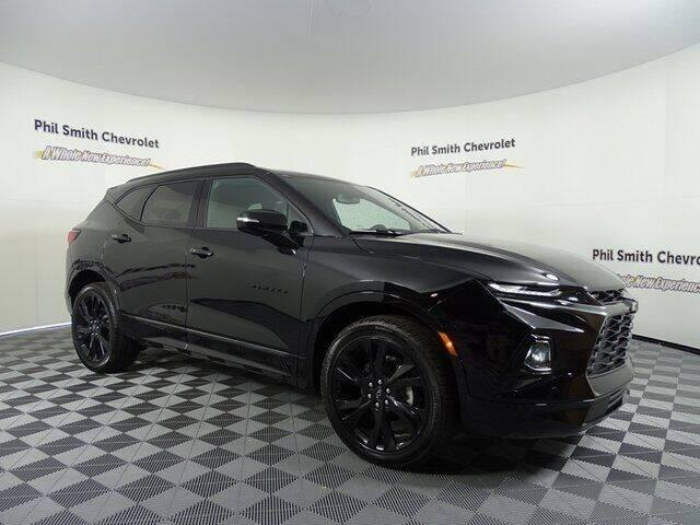2021 Chevrolet Blazer for sale in Lauderhill, FL