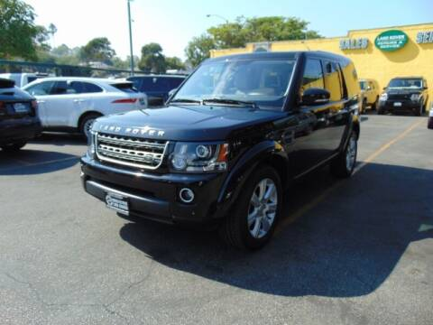 2016 Land Rover LR4 for sale at Santa Monica Suvs in Santa Monica CA