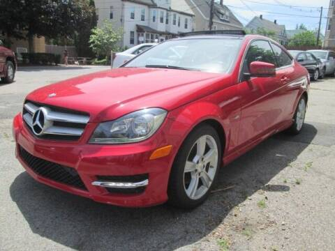 2012 Mercedes-Benz C-Class for sale at Boston Auto Sales in Brighton MA