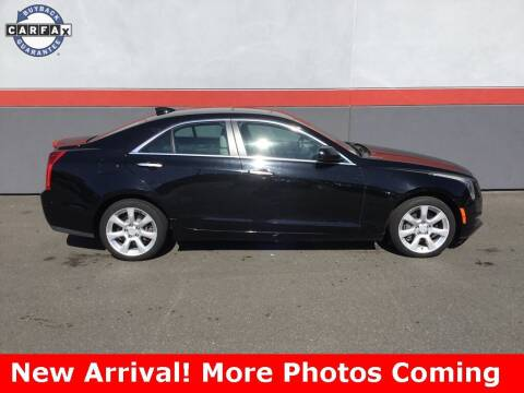 2015 Cadillac ATS for sale at Road Ready Used Cars in Ansonia CT