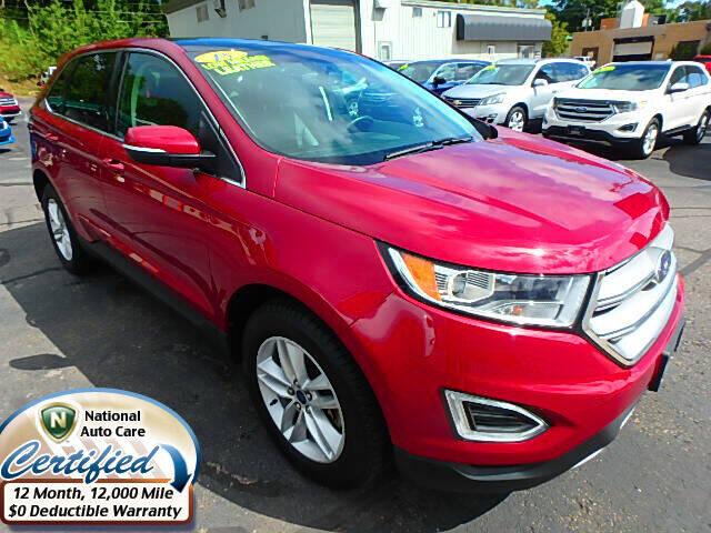 2018 Ford Edge for sale at Jon's Auto in Marquette MI