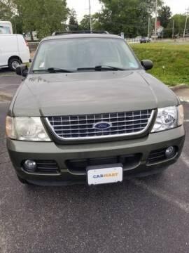2004 Ford Explorer for sale at CARMART of Smyrna in Smyrna DE
