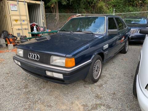 1986 Audi 4000 for sale at C&D Auto Sales Center in Kent WA