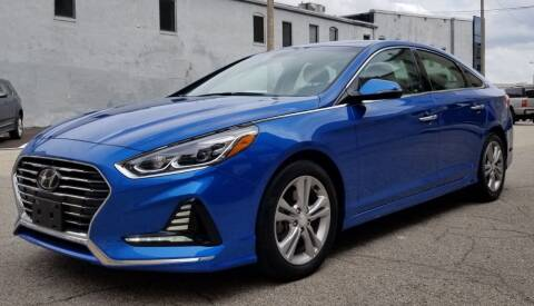 2018 Hyundai Sonata for sale at Burhill Leasing Corp. in Dayton OH