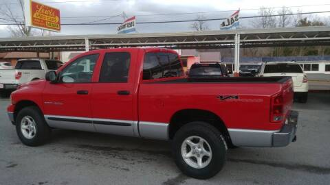 2003 Dodge Ram Pickup 1500 for sale at Lewis Used Cars in Elizabethton TN