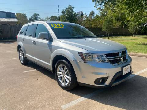 2014 Dodge Journey for sale at B & M Car Co in Conroe TX