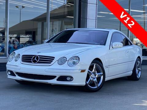 2005 Mercedes-Benz CL-Class for sale at Carmel Motors in Indianapolis IN