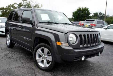 2016 Jeep Patriot for sale at CU Carfinders in Norcross GA