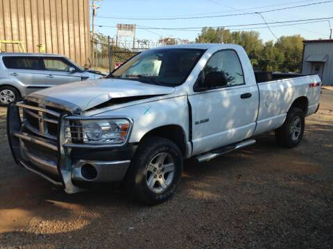 2008 Dodge Ram Pickup 1500 for sale at ASAP Car Parts in Charlotte NC