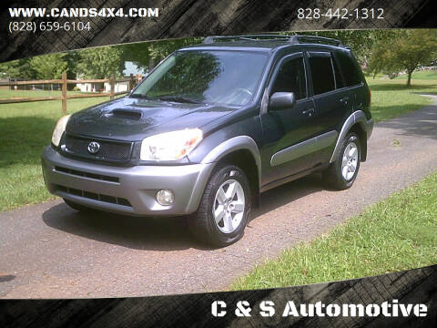 2005 Toyota RAV4 for sale at C & S Automotive in Nebo NC