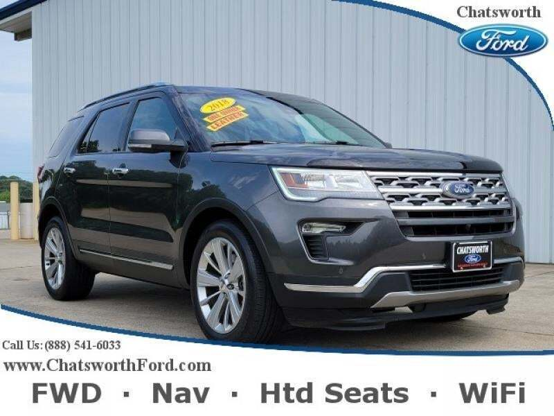 2018 Ford Explorer for sale in Chatsworth, GA