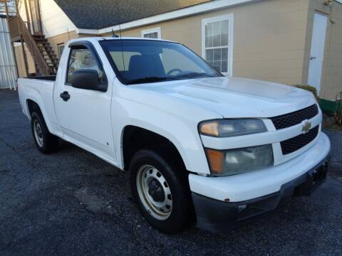 2009 Chevrolet Colorado for sale at Liberty Motors in Chesapeake VA