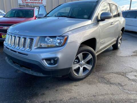 2016 Jeep Compass for sale at New Wave Auto Brokers & Sales in Denver CO