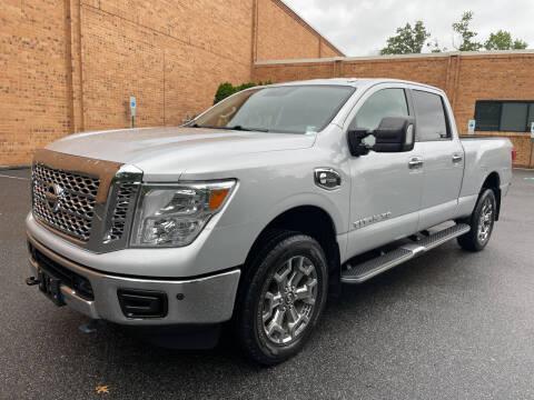 2018 Nissan Titan XD for sale at Vantage Auto Wholesale in Moonachie NJ