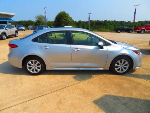 2021 Toyota Corolla for sale at DICK BROOKS PRE-OWNED in Lyman SC