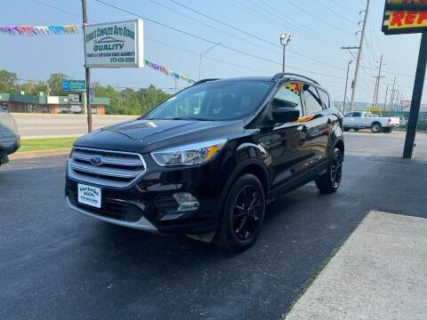 2018 Ford Escape for sale at Robbie's Auto Sales and Complete Auto Repair in Rolla MO