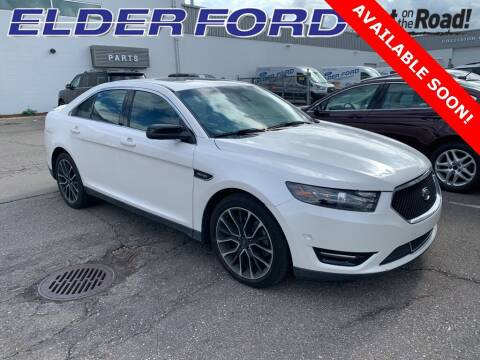 2018 Ford Taurus for sale at Mr Intellectual Cars in Troy MI