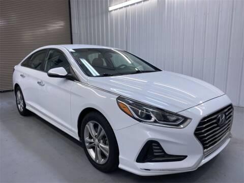 2018 Hyundai Sonata for sale at JOE BULLARD USED CARS in Mobile AL