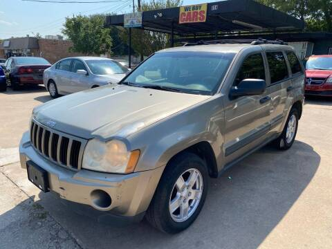 2005 Jeep Grand Cherokee for sale at Cash Car Outlet in Mckinney TX