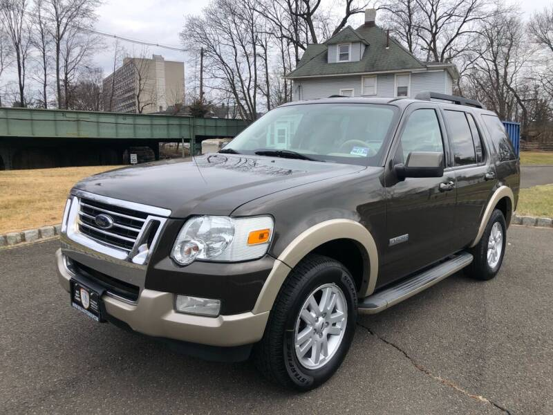 2008 Ford Explorer for sale at Mula Auto Group in Somerville NJ