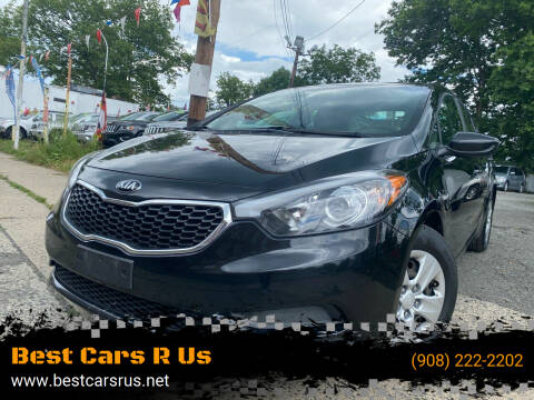 2015 Kia Forte for sale at Best Cars R Us in Plainfield NJ