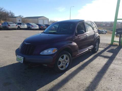 2001 Chrysler PT Cruiser for sale at Independent Auto in Belle Fourche SD