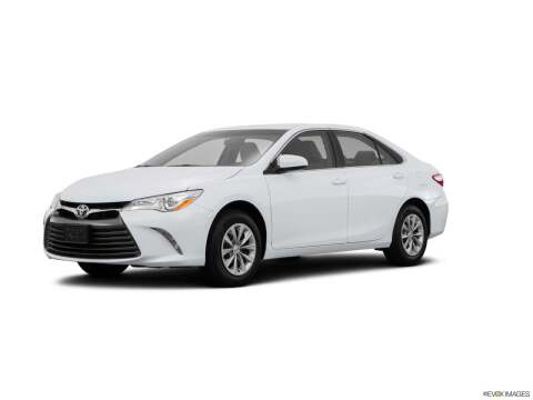 2016 Toyota Camry for sale at Fresno Autoplex in Fresno CA