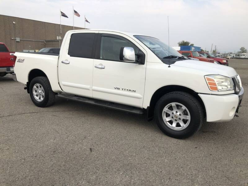 2005 Nissan Titan for sale at Mikes Auto Inc in Grand Junction CO
