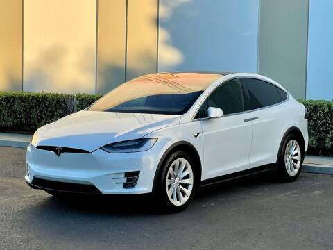 2019 Tesla Model X for sale at Carfornia in San Jose CA