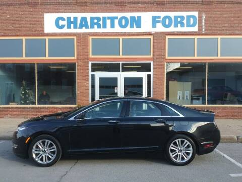 2014 Lincoln MKZ Hybrid for sale at Chariton Ford in Chariton IA
