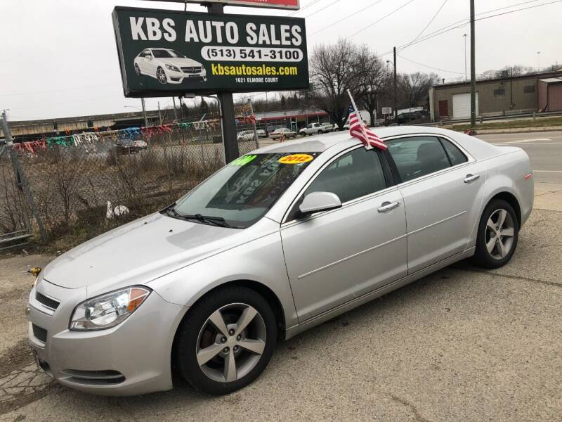2012 Chevrolet Malibu for sale at KBS Auto Sales in Cincinnati OH