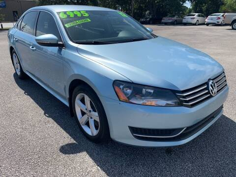 2012 Volkswagen Passat for sale at The Car Connection Inc. in Palm Bay FL