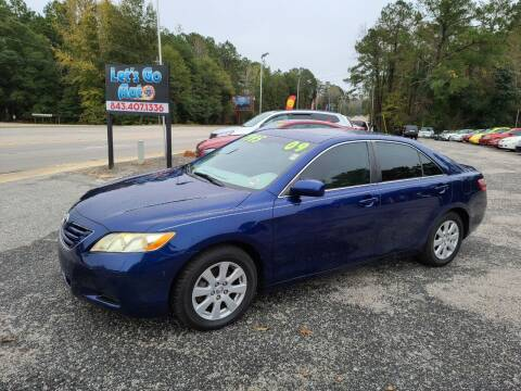 2009 Toyota Camry for sale at Let's Go Auto in Florence SC