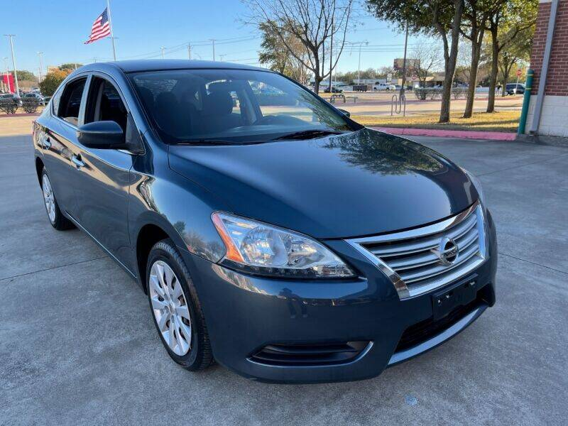 2014 Nissan Sentra for sale at AWESOME CARS LLC in Austin TX