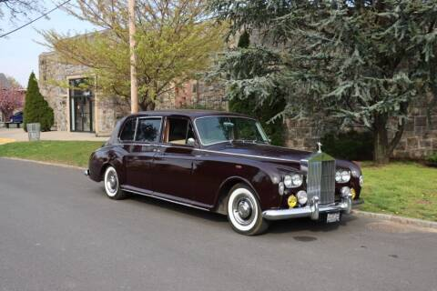 1966 Rolls-Royce Phantom for sale at Gullwing Motor Cars Inc in Astoria NY
