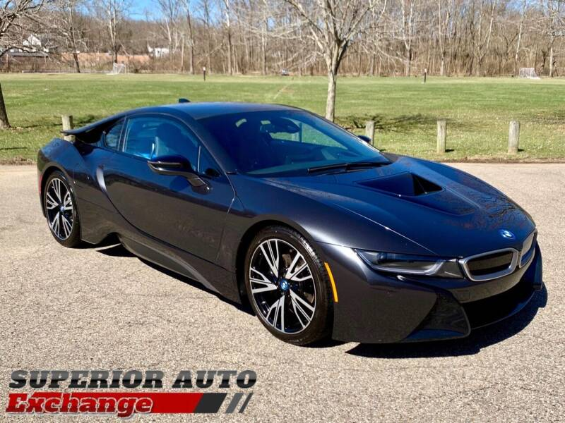 2015 BMW i8 for sale at iAuto in Cincinnati OH