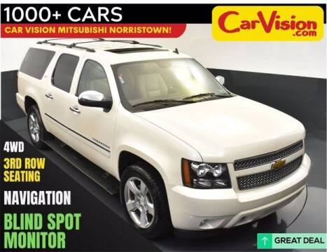 2014 Chevrolet Suburban for sale at Car Vision Buying Center in Norristown PA