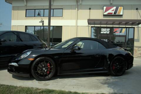 2013 Porsche 911 for sale at Auto Assets in Powell OH