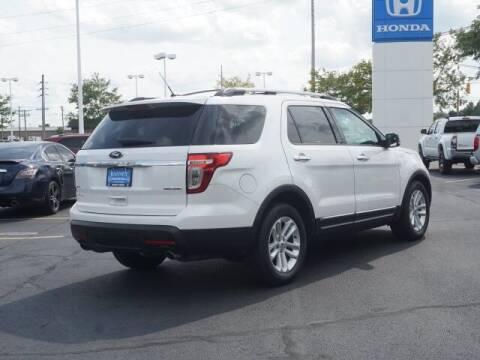 2014 Ford Explorer for sale at BASNEY HONDA in Mishawaka IN