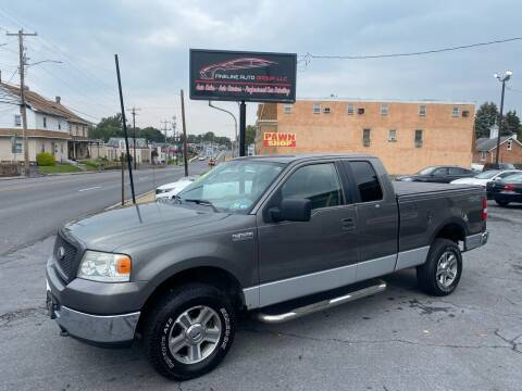 2005 Ford F-150 for sale at Fineline Auto Group LLC in Harrisburg PA