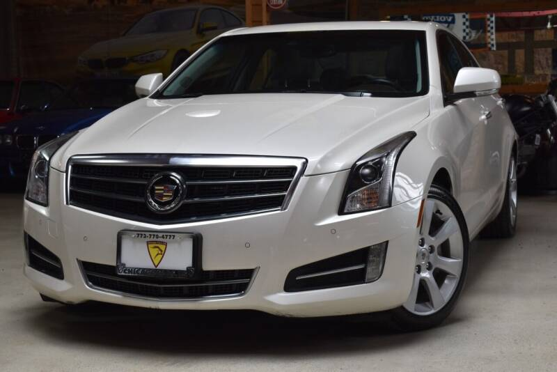2013 Cadillac ATS for sale at Chicago Cars US in Summit IL