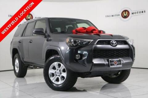 2016 Toyota 4Runner for sale at INDY'S UNLIMITED MOTORS - UNLIMITED MOTORS in Westfield IN