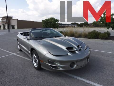 2000 Pontiac Firebird for sale at INDY LUXURY MOTORSPORTS in Fishers IN