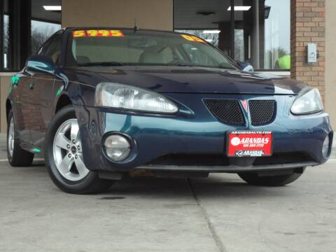2005 Pontiac Grand Prix for sale at Arandas Auto Sales in Milwaukee WI