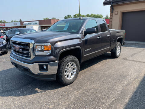 2015 GMC Sierra 1500 for sale at Atlas Auto in Grand Forks ND