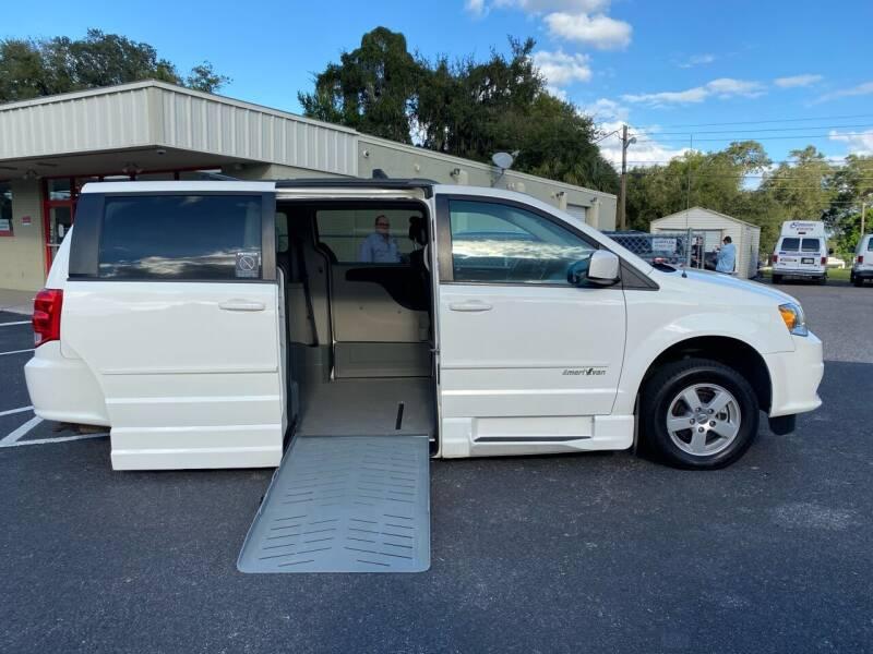 2011 Dodge Grand Caravan for sale at The Mobility Van Store in Lakeland FL