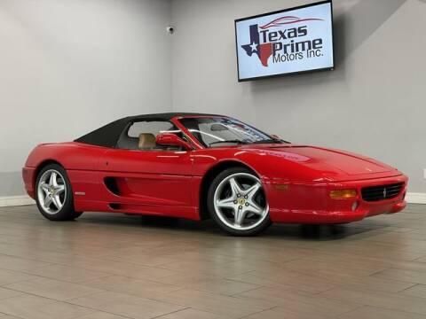 1999 Ferrari F1 for sale at Texas Prime Motors in Houston TX