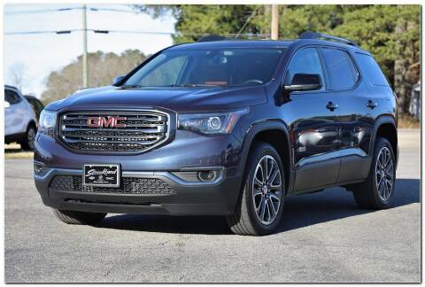 2019 GMC Acadia for sale at STRICKLAND AUTO GROUP INC in Ahoskie NC