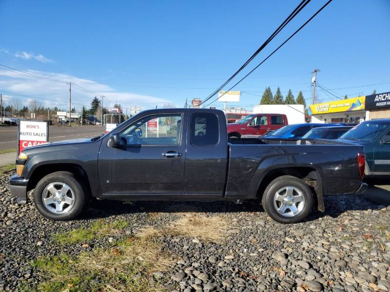 2009 Chevrolet Colorado for sale at Ron's Auto Sales in Hillsboro OR