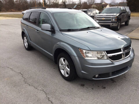 2010 Dodge Journey for sale at KEITH JORDAN'S 10 & UNDER in Lima OH